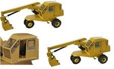 NZG 1/50 Liebherr L300 Excavator in Yellow #538