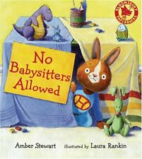 No Babysitters Allowed,Amber Stewart, Laura Rankin