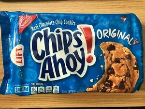 CHIPS AHOY! Original Chocolate Chip Cookies, 13 oz. Ships Internationally