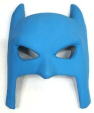 BATMAN Vintage Paper Mache Mask Pottery Barn Kids Wall Decor Super Hero NEW