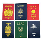 New Original Gift Passport Imitation Travelling Diary Journal Student Note Book