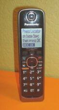 Kx-Tga660M Panasonic Extra Handset For Kx-Tg6631/41 Kx-Tg7641 Ser. Phones G2.5