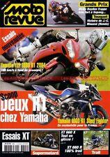 MOTO REVUE 3604 YAMAHA YZF 1000 R1 XT 660 R X BMW R850 C Enduro Du Touquet 2004