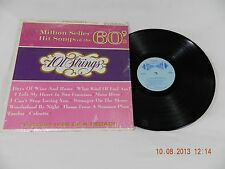 """101"" Strings Play Million Seller Hits of the 60's 33rpm record"