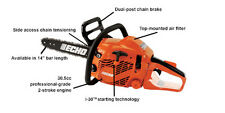 "Echo Chain Saw Cs-310 14"" Bar Fast Free Shipping + Oil + File!"