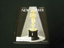 2011 FEBRUARY 28 NEW YORKER MAGAZINE - BEAUTIFUL FRONT COVER FOR FRAMING - C 817