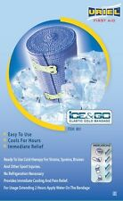 Uriel Ice & Go Cooling Bandage Cold Therapy Emergency First Aid Relief IFAK EMT