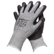 New listing 12 pr Polyethylene gloves Psg12254 Hppe Knit Gloves Cut Resistant Rubber Palm Xl