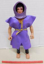 Remco Secret Of The Ninja Series 2 KENDO MASTER - Vintage Action Figure (Loose)