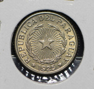 Paraguay 1925 50 Centavos  291646 combine shipping
