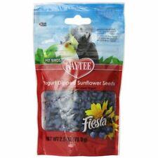 LM Kaytee Fiesta Yogurt Dipped Sunflower Seeds - Blueberry 2.5 oz