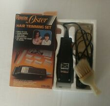 Vintage Raycine Hair Clipper Oster 274 Series Electric Trimmer Set Attachment