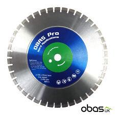 Obas Pro 350mm | 14″ Hard Application Diamond Cutting Disc Blade