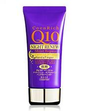Kose Cosmeport CoenRich Q10 Night Renew Moist Repair Hand Cream 80g From Japan