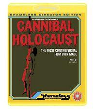 Cannibal Holocaust : Ruggero Deodatos New Edit - New Blu-Ray