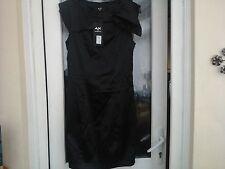 WOMENS AX PARIS BLACK DRESS SIZE 10 (NEW)