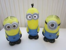 DESPICABLE ME MINIONS, DAVE, Stuart and Kevin COLOUR CHANGING LIGHTS
