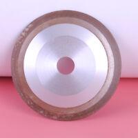 100mm Diamant Schleifscheibe Kegel Ebene Disc Hartmetall 150Grit Schleifmaschine
