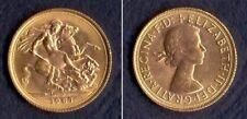 Sterlina Oro 1967 Regina Elisabeth - FDC