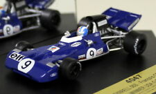 Quartzo 1/43 Scale 4047 Tyrrell 003 Winner USA GP 1971 F. Cevert #9 Diecast Car