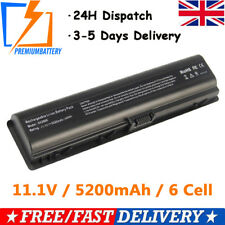 Battery For HP Compaq Presario A900 C700 V6100 Pavilion dv2000 HSTNN-DB31 DV6900