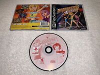 SuperStar Dance Club #1 Hits (PlayStation 1) PS1 Black Label Complete Excellent
