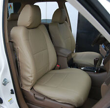 ACURA MDX 2001-2006 LEATHER-LIKE CUSTOM FIT MADE SEAT COVERS 13 COLORS AVAILABLE