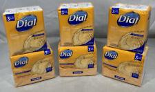 Dial Antibacterial Deodorant Soap Gold 3 bars 4 oz each Active 6 pack 18 Bars