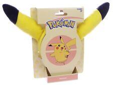 "Pikachu Pokemon Takara Tomy Cosplay Soft Plush Headband Ears ""NEW"""