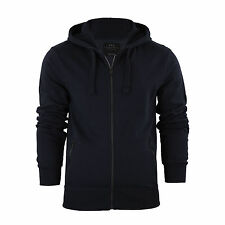 Mens Hoodie Smith & Jones Parthen Zip Up Hooded Sweater