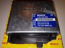 Motorsteuergerät Steuergerät neu, 0261200089, 944.618.121.06  Porsche 944 Bosch
