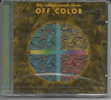 BILLY COBHAM presents NORDIC - OFF COLOR - CD 1999 NEU & OVP