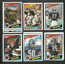 1984 Topps Football Singles NM/MT(200-396) Pick Choose Complete Your Set