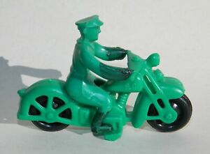VINTAGE RARE HARLEY DAVIDSON MOTORCYCLE POLICE HUBLEY AUBURN MEXICAN TOY # 2