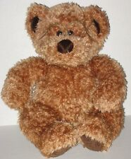 Gund Read the Chapters Bear with Glasses Brown Plush Stuffed Animal Toy Teddy