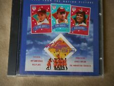 A LEAGUE OF THEIR OWN SOUNDTRACK CD CAROLE KING JAMES TAYLOR BILLY JOEL ZIMMER