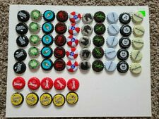 Bottle Caps 12 Different Brewery Caps Lot 3!!