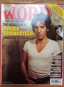 The Word Dec 2010, Bruce Springsteen, Brian Epstein, David Gedge, Jools Holland