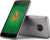 Motorola XT1687 Moto G Plus 5th Generation 64 GB Lunar Gray LTE Unlocked