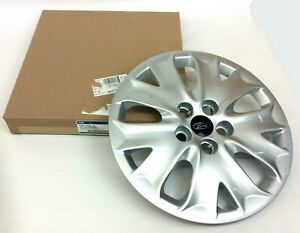 """2013-2020 Ford Fusion 16"""" silver Low Series Wheel Cover Hub Cap OEM DS7Z1130A"""