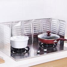 Oil Baffle Plate Isolate Oil Plate Oil splashing Holder Kitchen Tools WK