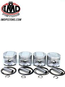 Honda CB 900 F F2 C Boldor piston STD 0,00 ring set repro 64,50