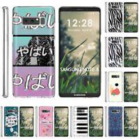 Thin Gel Design Phone Case Cover for Samsung Galaxy Note 8,Yabai Stylish Print
