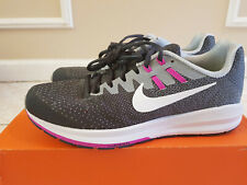 detailed look 0b07f 7f720 Nike Air Zoom Structure 20 Women s US Size 7 W Anthracite white-wolf Grey