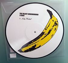 The Velvet Underground & Nico Picture Disc Lp Vinile Ristampa