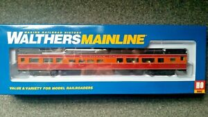 Walthers HO Scale 85' Budd Southern Pacific Daylight Dome Coach  NIB