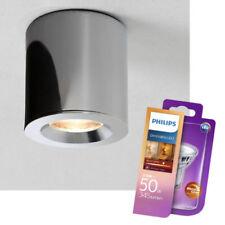 LED-IP 65-Schutz Deckenlampen & Kronleuchter aus Chrom Lichtquelle