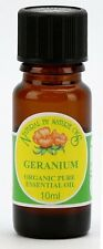 Naturel par nature huiles-géranium huile-organic - 10ml