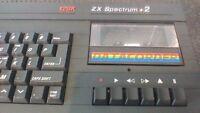 Sinclair ZX Spectrum 128k  + 2 A - Untested