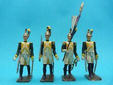 CBG MIGNOT - Infanterie premier empire - 4 dragons de la garde impériale